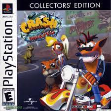 Crash Bandicoot: Warped Collector's Edition