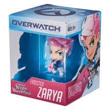 Overwatch - Frosted Zarya