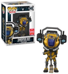 #342 - Sweeper Bot (2018 Summer Convention Exclusive) (Destiny)