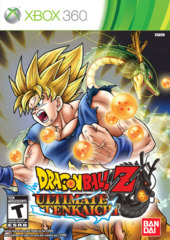 Dragon Ball Z - Ultimate Tenkaichi (Xbox 360)