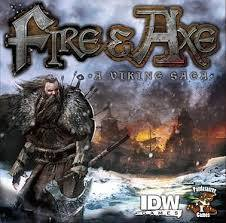 Fire & Axe A Viking Saga