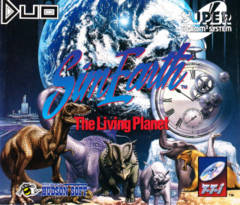Sim Earth: The Living Planet (Super CD)
