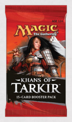 Khans of Tarkir Booster Packs