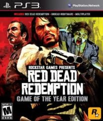 Red Dead Redemption: Game of the Year Edition
