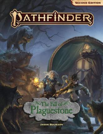 Pathfinder Adventure: The Fall of Plaguestone (Second Edition)