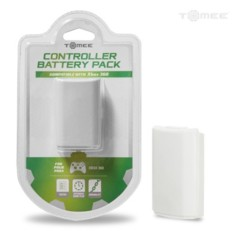 (Hyperkin) Rechargeable Controller Battery Pack for Xbox 360 (White)