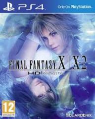 Final Fantasy - X/X-2 HD Remaster (Playstation 4) - PS4
