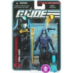 Cobra Commander  Cobra Leader (GI Joe) - 1113