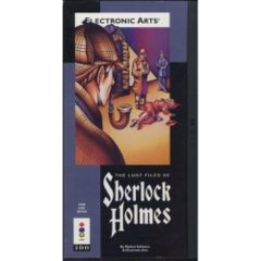 The Lost Files of Sherlock Holmes (Panasonic 3DO)