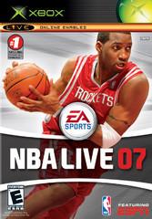 NBA Live 07 (Microsoft) Xbox