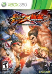 Street Fighter X - Tekken (Xbox 360)