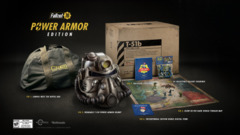 Fallout 76 Power Armor Edition (Playstation 4)
