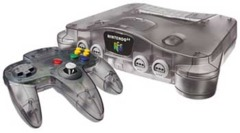 Nintendo 64 (Funtastic Series N64) Smoke Black