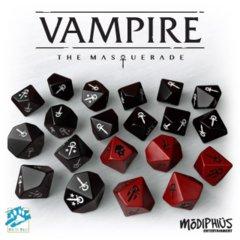 Vampire The Masquerade: Dice Set