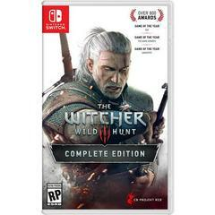 The Witcher III Wild Hunt (Switch)