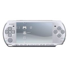 PSP 3001 Silver