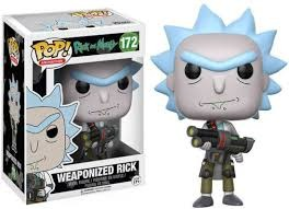 #172 - Weaponized Rick (Rick and Morty)
