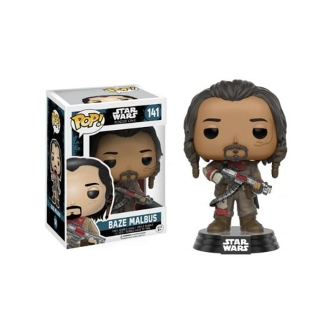 #141 Baze Malbus (Star Wars Rogue One)