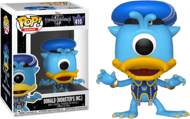 #410 Donald (Monsters INC.) (Kingdom Hearts)