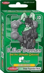 Killer Bunnies and the Ultimate Odyssey: Deadly Aliens Crops Expansion Deck