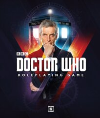 Doctor Who Core Rulebook