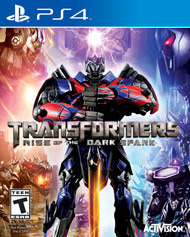 Transformers - Rise of the Dark Spark (Playstation 4)