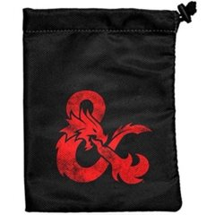 Treasure Nest Dice Bag - AD&D Logo