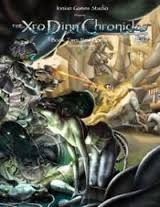 The Xro Dinn Chronicles: Book Two: New Horizons