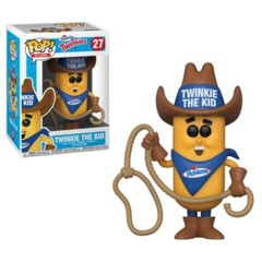 #27 - Twinkie The Kid (Hostess Twinkies)