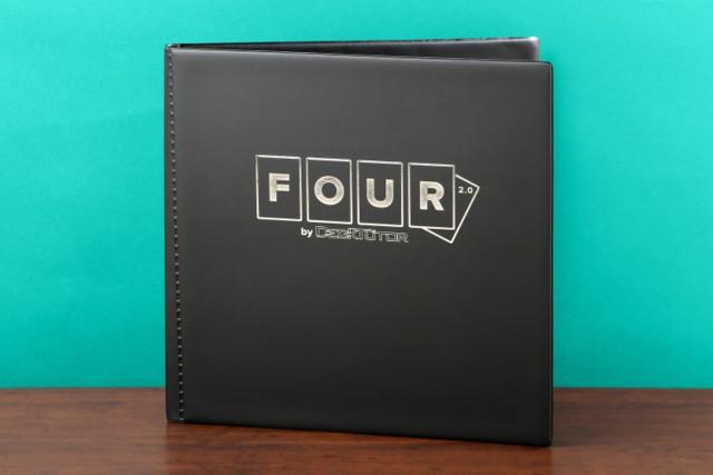 FOUR 2.0 Premium Binder