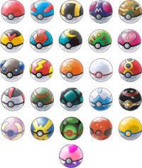TOMY Gacha Ball - Pokemon XY Poke Balls