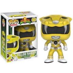 #362 - Yellow Ranger (Mighty Morphin Power Rangers)