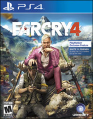 Far Cry 4 (Playstation 4) - PS4