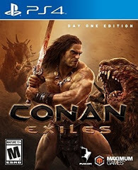 Conan Exiles (Playstation 4)