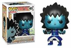 #481 - Gajeel (Dragon Force) Funko 2019 Spring Convention Limeted Edition Exclusive