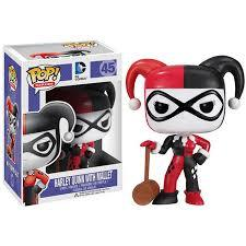 #45 Harley Quinn with Mallet (DC Comics)