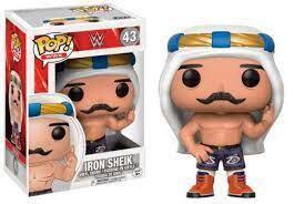 #43 - Iron Sheik (WWE)