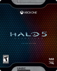 Halo 5 Guardians: Limited Edition