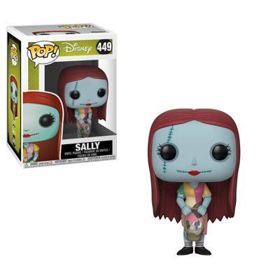 #449 - Sally (Nightmare Before Christmas) - Basket