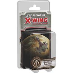 Kihraxz Fighter - (Star Wars X-Wing)