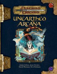 3.0/3.5 Unearthed Arcana (3rd Edition)