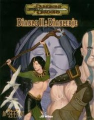Dungeons & Dragons RPG - Diablerie (2nd Edition)