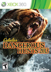 Cabela's Dangerous Hunts 2013 (Xbox 360)