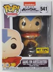 #541 - Aang On Airscooter - Hot Topic Exclusive (Avatar)