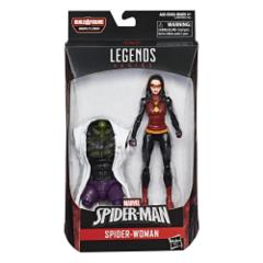 Spider-Woman (Spider-Man) - Marvel Legends Series (Build-A-Figure - 6in)