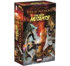 Marvel Legendary: The New Mutants