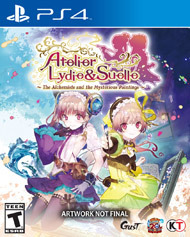 Atelier Lydie & Suelle: The Alchemists and the Mysterious Paintings (Playstation 4)