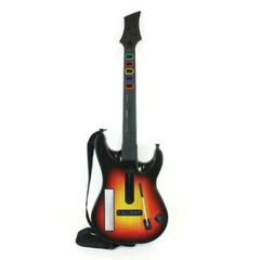Guitar Hero Red Octane Guitar (Wii)