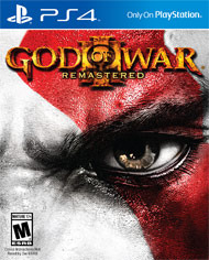 God of War III - Remastered (Playstation 4) - PS4