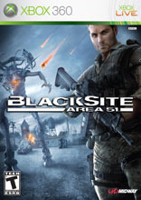 Blacksite - Area 51 (Xbox 360)